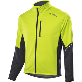 Löffler Padua CF Windstopper Light Bike Jacket Men, lime